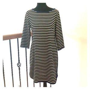 Like new Jessica Howard striped dress.